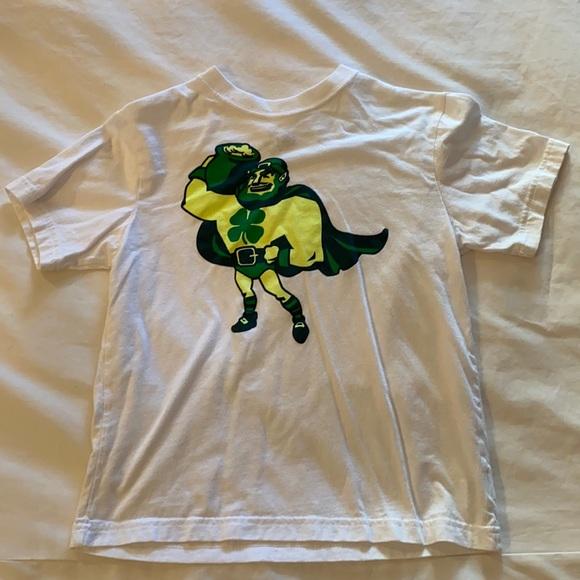 Saint Patrick's Day t-shirt size 5/6
